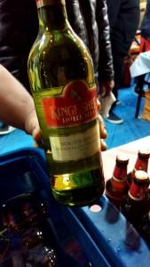 白ワインも 300円!