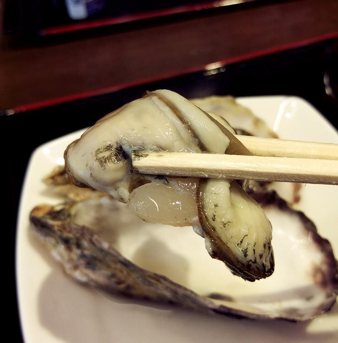 生牡蠣!!