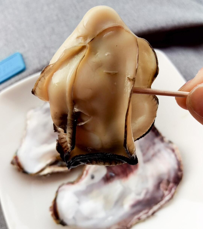 蒸し牡蠣!!