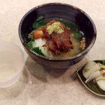 伊丹 グルメ ブログ 伊丹まちなかバル2016 10月 鯛茶漬け@ほこ 美味必食!