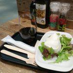 西宮 グルメ ブログ 新店 ガーデンズのカルディ イートインスペース カフェバルに行ってみた!