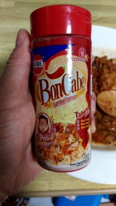 秘密の調味料、BomCabe!