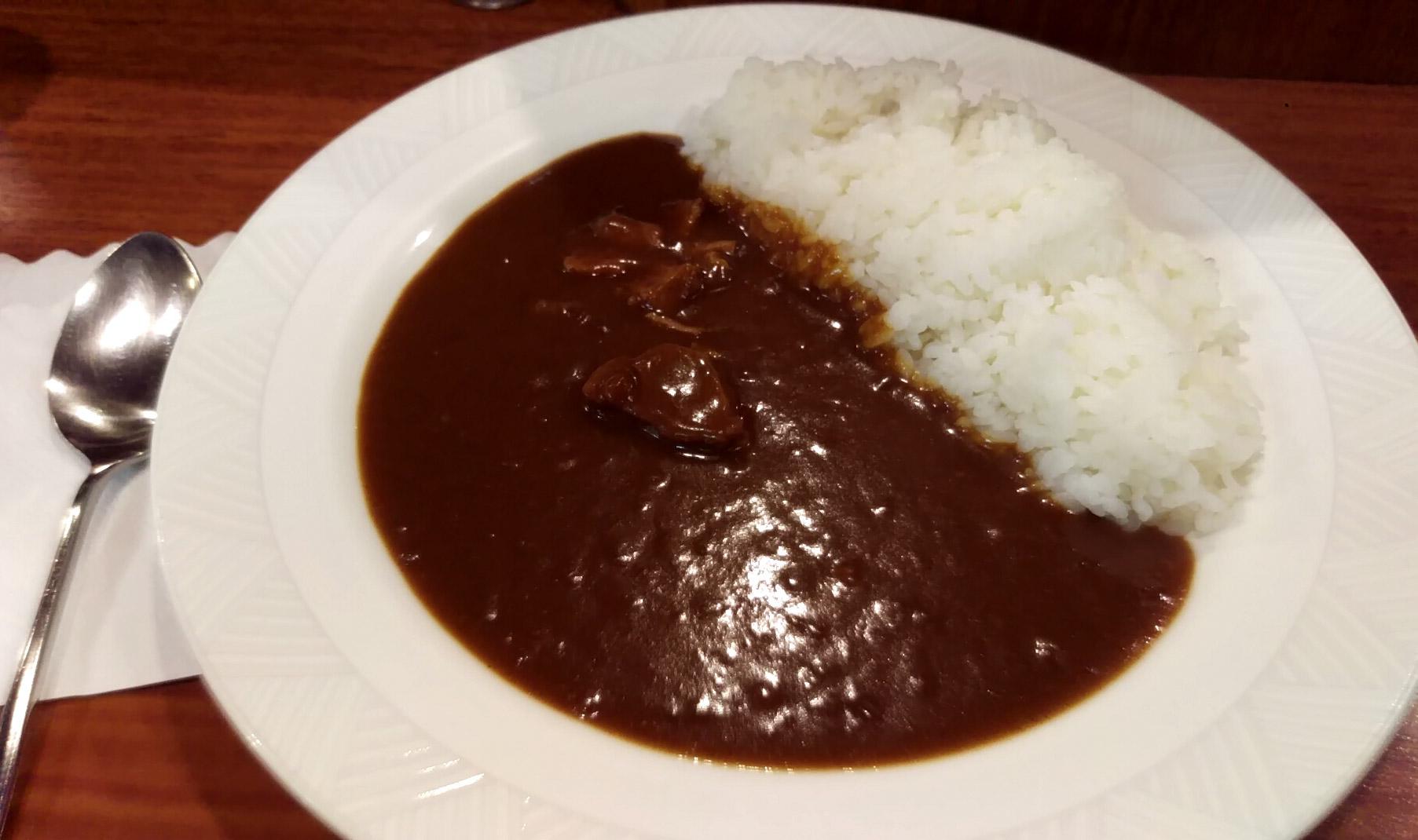 マサラカレー 650円