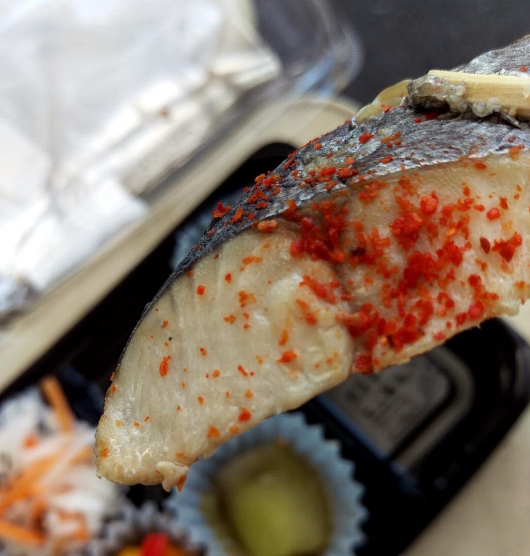 サワラは焼いても美味い